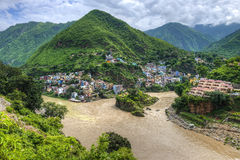 O Ganges fotos de stock royalty free