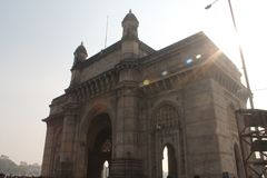 O Gateway de India Foto de Stock Royalty Free