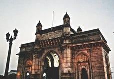 O Gateway de India imagens de stock royalty free