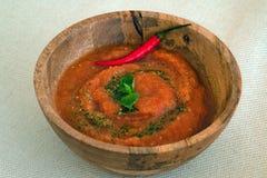 O gazpacho Imagem de Stock Royalty Free