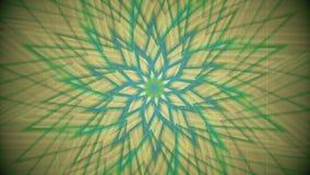 O giro abstrato protagoniza em várias cores com scraches ilustração stock