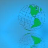 O globo Imagens de Stock