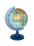 O globo da terra Foto de Stock