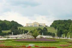O Gloriette em Viena Áustria Imagem de Stock