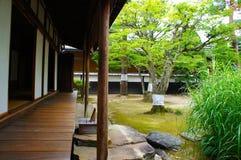 O governo municipal Memorial Hall (previamente prédio de escritórios da cidade de Takayama) Fotografia de Stock
