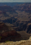 O Grand Canyon Imagem de Stock