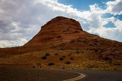 O Grand Canyon Imagens de Stock Royalty Free