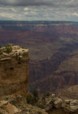 O Grand Canyon Fotografia de Stock Royalty Free