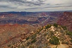 O Grand Canyon Imagem de Stock Royalty Free