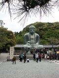 O grande Buddha Fotos de Stock