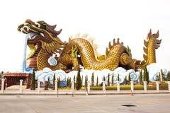 O grande dragão Imagem de Stock