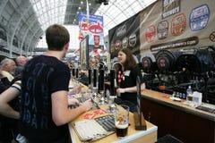 O grande festival britânico da cerveja, 2013 Fotos de Stock Royalty Free