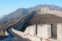 O Grande Muralha Fotografia de Stock Royalty Free