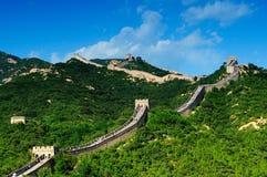 O Grande Muralha Fotos de Stock