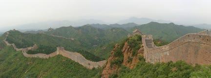 O Grande Muralha Imagens de Stock Royalty Free