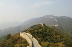 O Grande Muralha da porcelana Fotos de Stock
