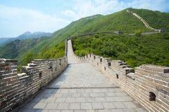 O Grande Muralha de China foto de stock royalty free