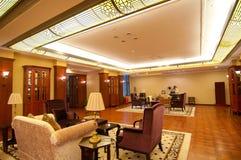 O grande salão Foto de Stock Royalty Free