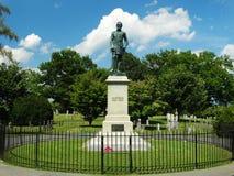 O Gravesite de Stonewall Jackson imagem de stock royalty free