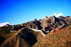 O greatwall Fotografia de Stock Royalty Free