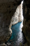 O Grotto de Turkâs Fotos de Stock Royalty Free