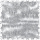 O grunge cinzento e branco listrou o teste padrão sem emenda do weave Imagem de Stock Royalty Free