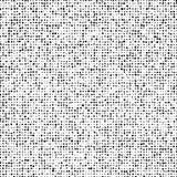 O Grunge Doted textura da folha de prova Fotos de Stock