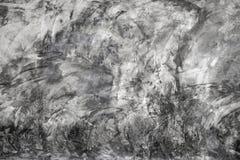 O grunge e o cinza da textura do fundo do muro de cimento surgem com sp Fotografia de Stock