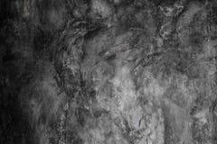 O grunge e o cinza da textura do fundo do muro de cimento surgem com sp Foto de Stock Royalty Free