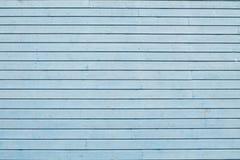 O Grunge que descasca o carvalho pintado azul embarca o fundo Imagem de Stock