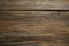 O Grunge velho do close up resistiu ao fundo textured madeira Fotografia de Stock