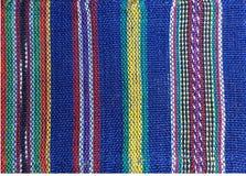O Guatemalan Handcraft e cores Imagem de Stock Royalty Free