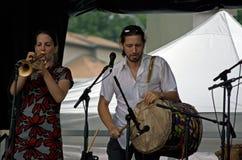 O Guelph Jazz Festival Imagens de Stock