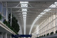 O'Hare International Airport Royalty Free Stock Photos