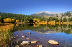 O'Haver lake Royalty Free Stock Images