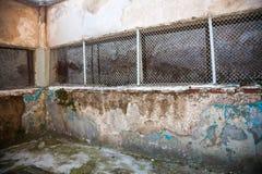 Heptapyrgion de paredes bizantinas Fotografia de Stock