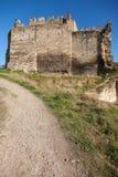 Heptapyrgion de paredes bizantinas imagem de stock royalty free