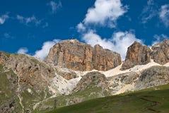 O hike longo Foto de Stock