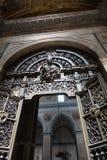 O ` histórico de San Gennaro dos di do domo do ` da catedral Fotografia de Stock Royalty Free