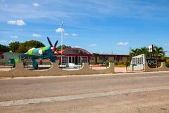 O ³ histórico n de Museo de Playa Girà imagem de stock royalty free