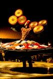 O homem da dança foto de stock royalty free