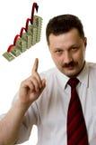 O homem novo Imagem de Stock Royalty Free