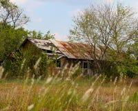 O Homeplace velho Foto de Stock