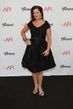 O homossexual de Marcia endurece-se no prémio de mérito da vida de AFI que honra Shirley MacLaine, estúdios de Sony Pictures, cida Foto de Stock Royalty Free