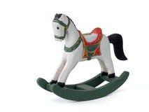 O horsy de madeira Foto de Stock Royalty Free