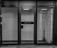 O hospital abandonado Fotos de Stock