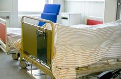 O hospital abandonado Fotografia de Stock Royalty Free