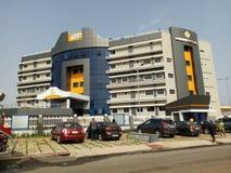 O hospital moderno de Gana Imagem de Stock