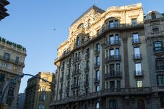 O hotel Barcelona de Ohla Foto de Stock