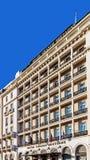 O hotel Bretagne grandioso Imagens de Stock